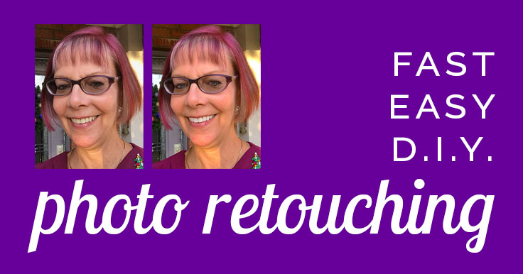 Fast and easy photo retouching with PicMonkey
