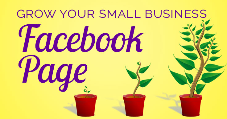 small business Facebook page banner image