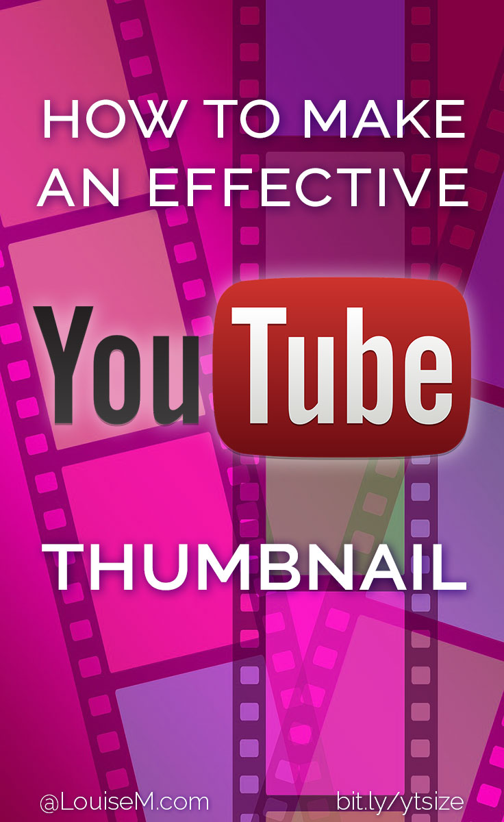 Wondering how to make YouTube Thumbnails? An effective image will get you more click-throughs. Here's how to get more visits to your videos.