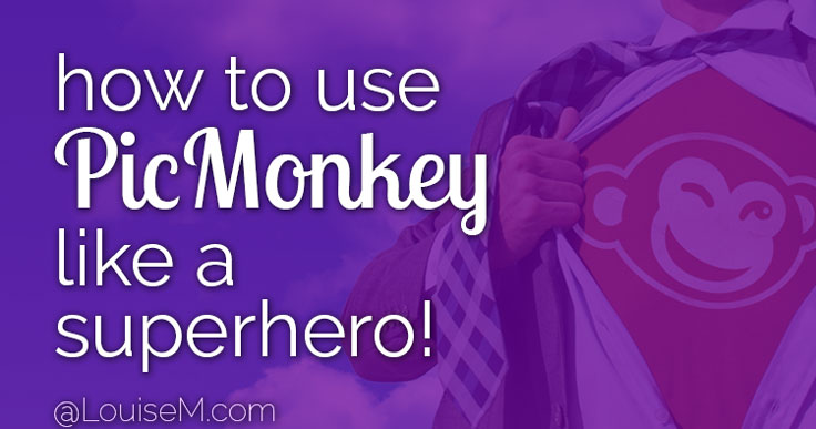 Want to learn how to use PicMonkey? If you want to make professional-looking graphics easily, give the Monkey a go. He's fast yet flexible, and fun too!