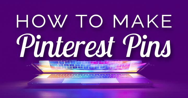 How to Make Pinterest Pins banner