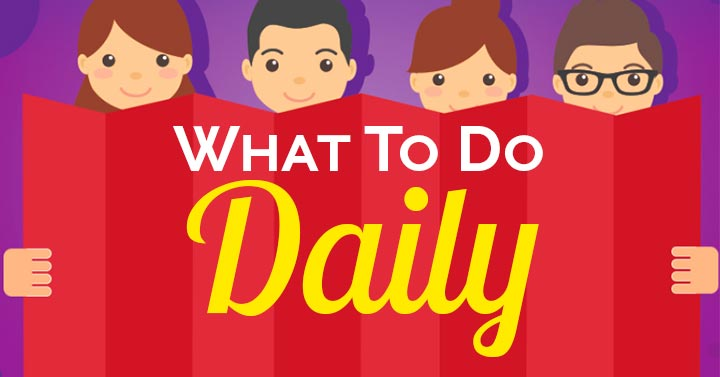 What to Do for Pinterest Marketing Daily