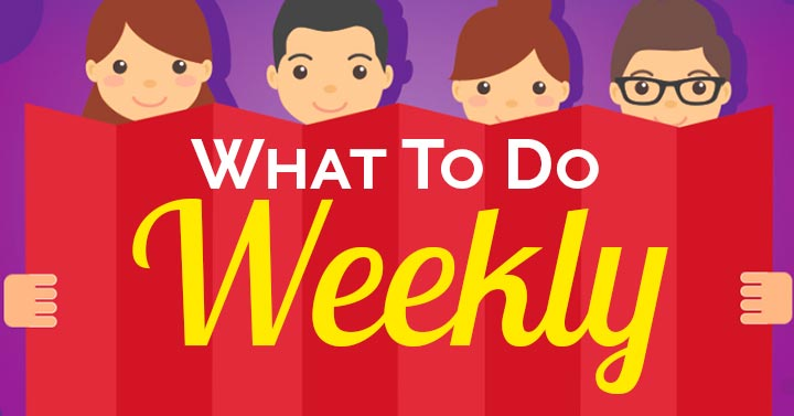 What to Do for Pinterest Marketing Weekly