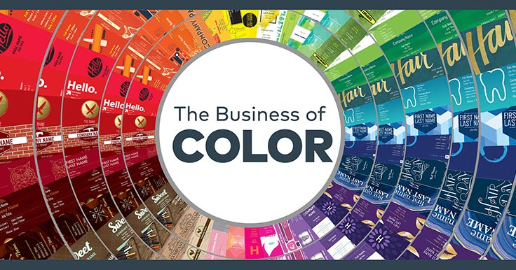 business colors banner