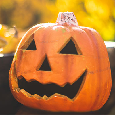 cute pumpkin Halloween Profile Picture