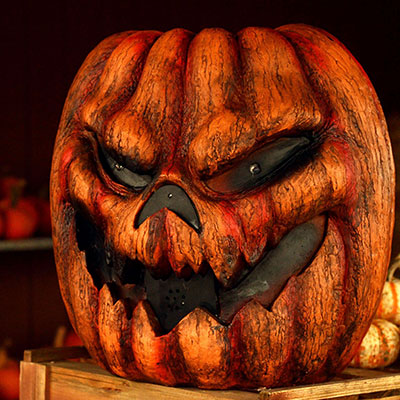 funny pumpkin Halloween Profile Picture