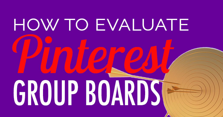Trying to evaluatePinterest group boards? Here's the easy way to discover which boards are helping you – and which are dragging you down.