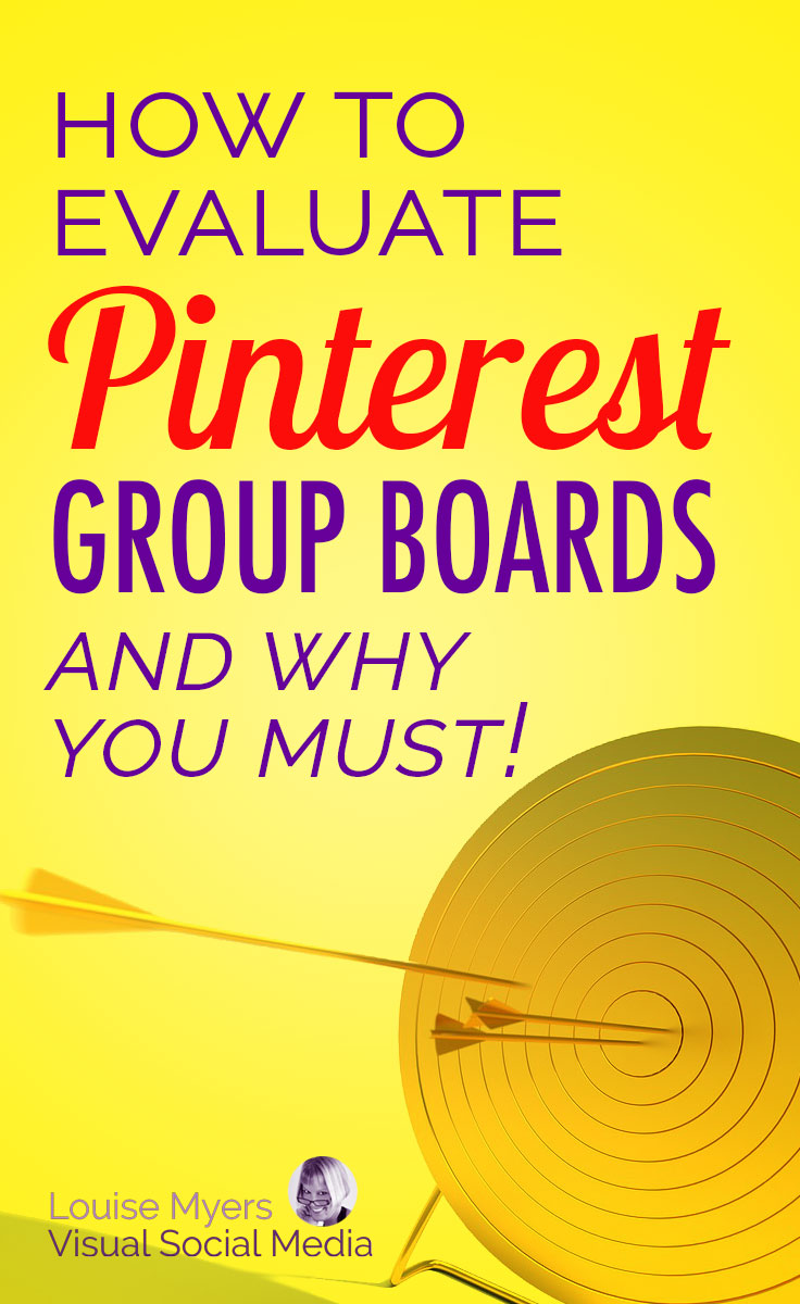 Trying to evaluate Pinterest group boards? Here's the easy way to discover which boards are helping you – and which are dragging you down.
