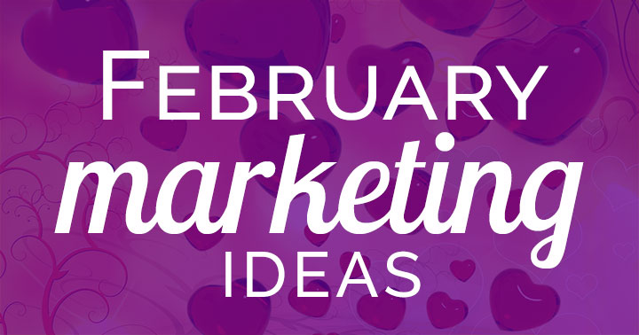 Need February marketing ideas? Download a FREE content inspiration calendar!
