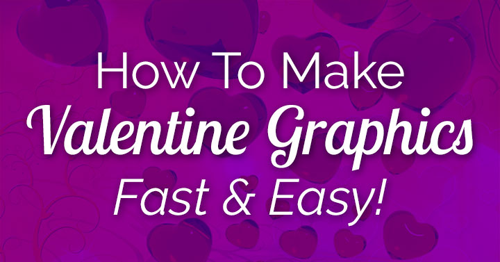 Want to make Valentine graphics? Find a variety of templates that make it easy to create social media posts or Valentine cards with PicMonkey. Here's how!
