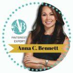 Anna Bennett Pinterest Tip