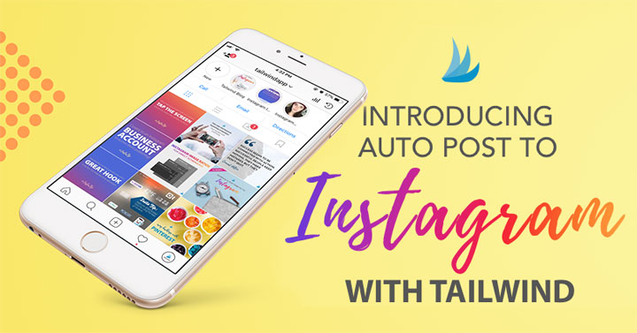 Introducing auto post to Instagram with Tailwind