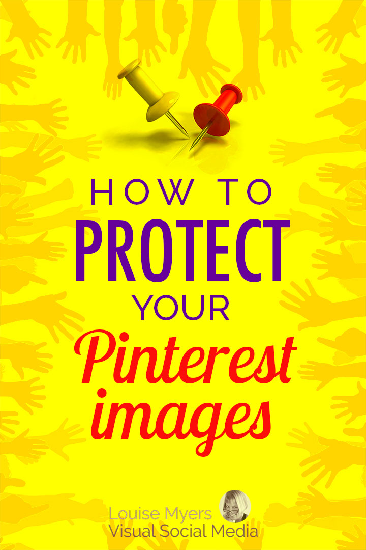 Are you a victim of Pinterest copyright infringement? Heard the hubbub about stolen images on Pinterest? Keep calm and protect your account and content.
