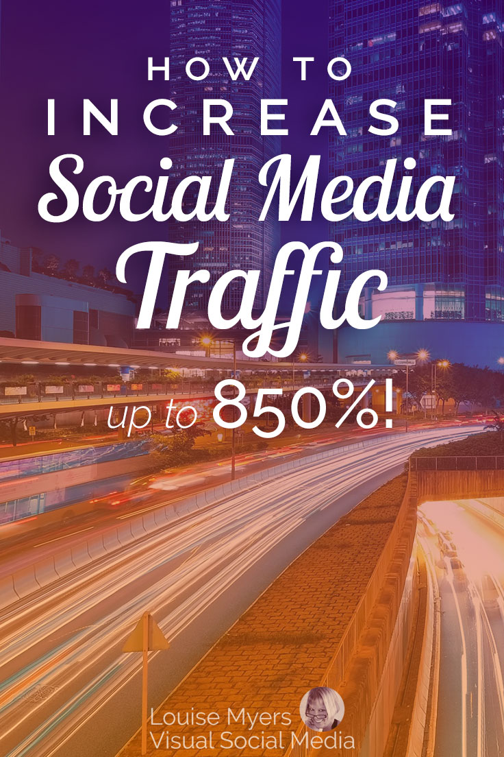 Want more social media referral traffic? Learn what you can do to dramatically increase referral traffic from your social media platforms in this deep dive.