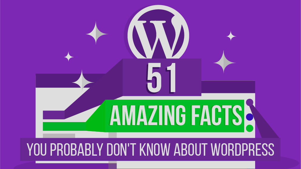 51 WordPress stats banner