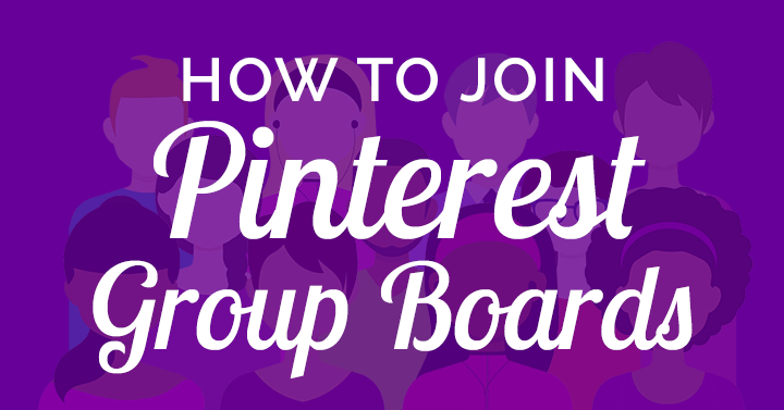 Want to join Pinterest group boards? Save time! First find the good ones from these sources. Then use these tips to join group boards that actually perform.