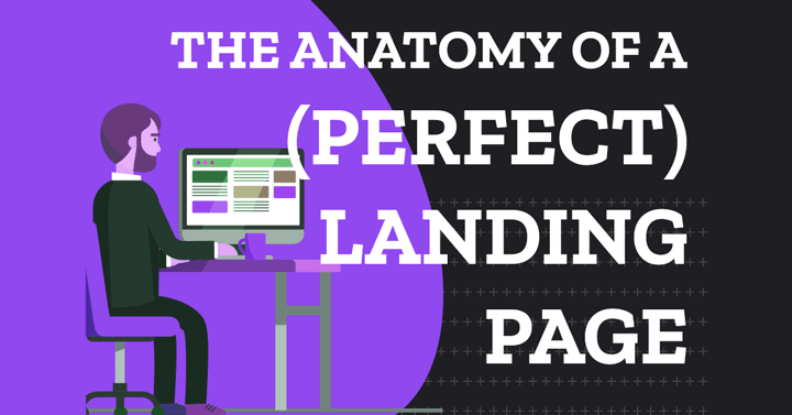 Creating a perfect landing page for your website is the most effective way to increase income! Check out this infographic for 11 valuable marketing tips.