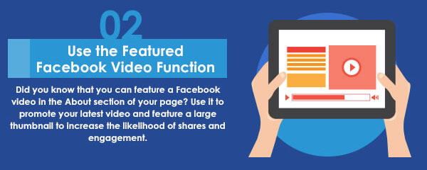 Feature Your Facebook Video banner