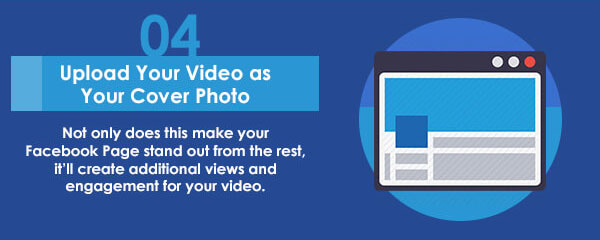 Use Video for Your Facebook Cover Photo banner