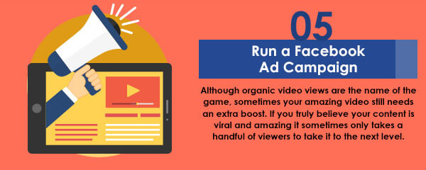 Create a Facebook Ad Campaign for Your Video banner