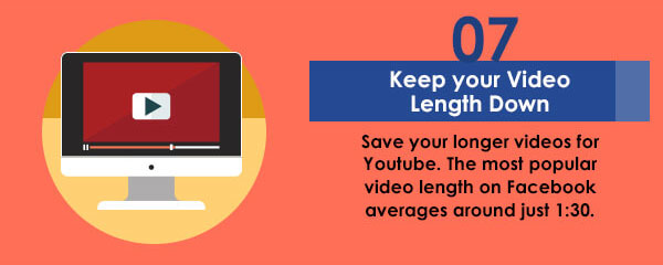 Keep Your Facebook Video Short banner