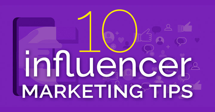 Do you have an influencer marketing strategy? Consumers now look to their peers for advice on purchases. Leverage that with the tips in this infographic!