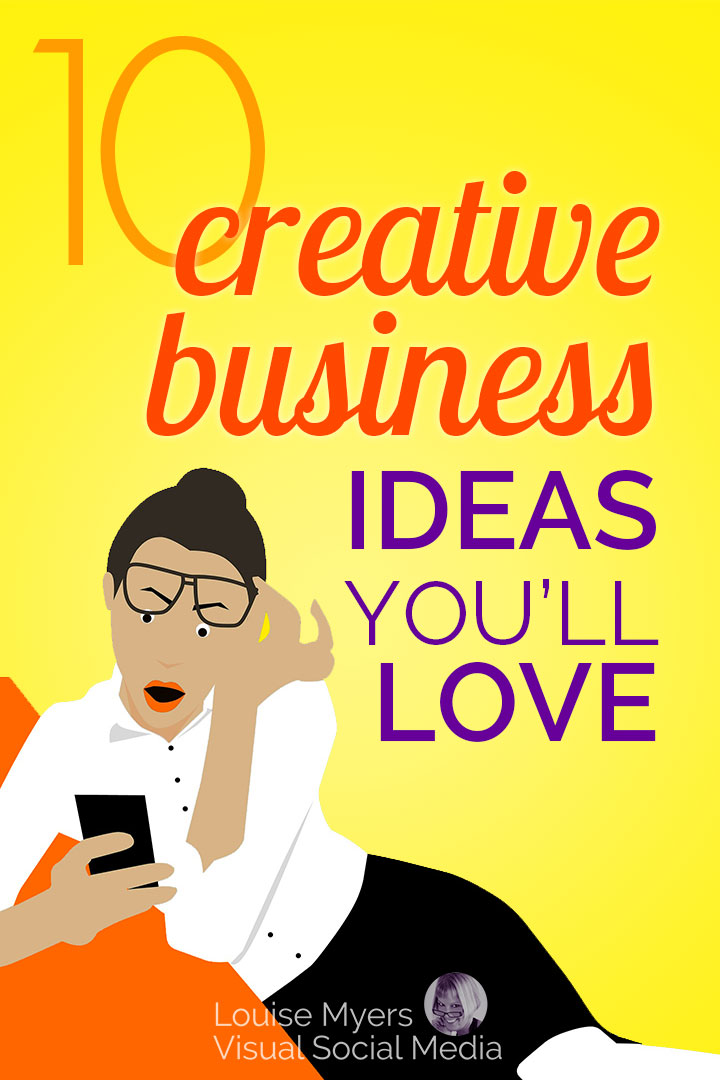 There are many ways for creatives to make money online. Here are 10!