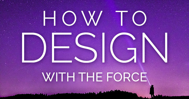 Buckle up to learn 7 design principles from Star Wars! They'll help you win the visual marketing battle for audience attention.