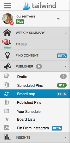 Look in your sidebar for SmartLoop and join the beta test phase!