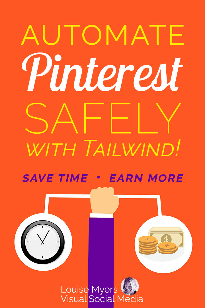 Want to automate Pinterest traffic? Without risking your Pinterest account or group boards? You can, with SmartLoop from Tailwind! Approved by Pinterest.