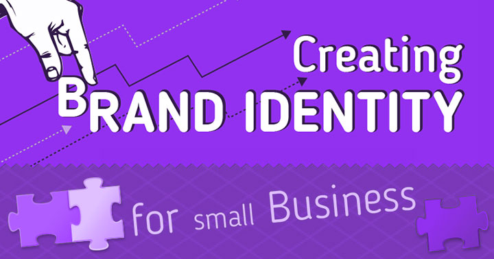How to create a brand identity for your small business