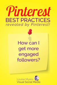 Pinterest marketing tip: How can I get more engaged followers?