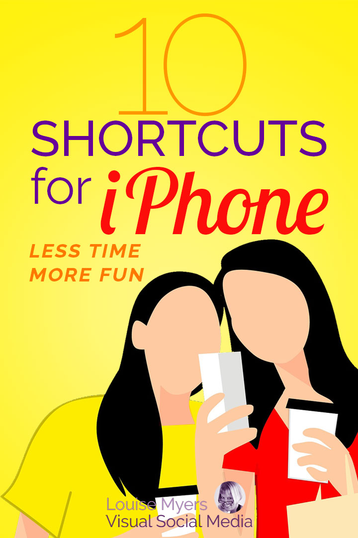 Check out these iPhone shortcuts! Animated step-by-step GIFs reveal 10 of the niftiest iPhone tricks to save time – and maybe impress your friends, too!