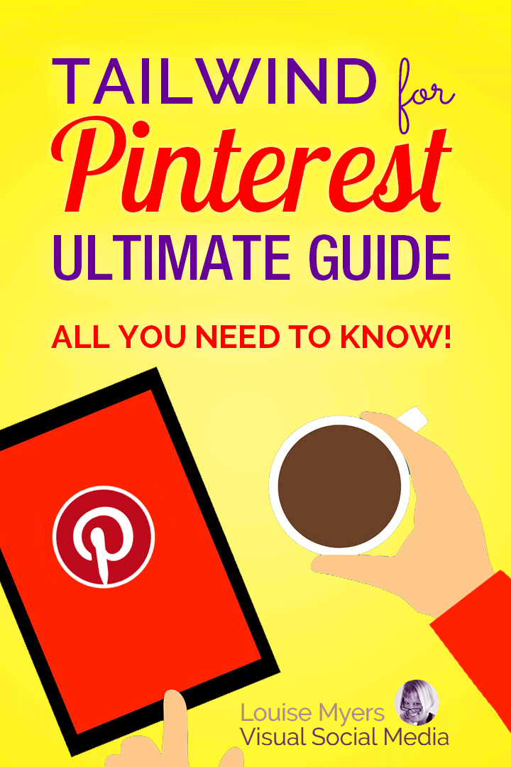 Tailwind for Pinterest is the best Pin scheduler! Massive Ultimate Guide covers everything you need.