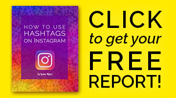 CLICK to get the FREE Instagram hashtag guide!
