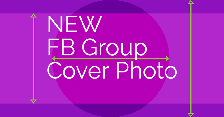 Facebook Group Cover Photo Size 2019: Free Template
