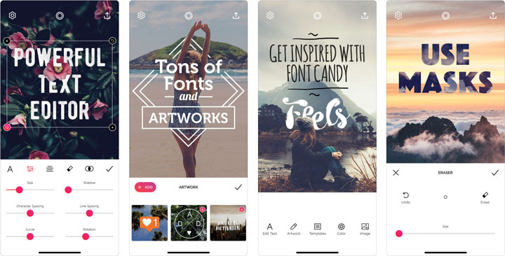 Ultimate List! 20 iPhone Apps to Add Text to Photos