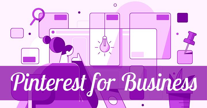 Pinterest for small business banner