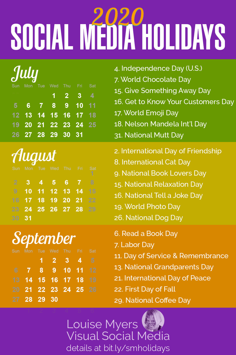 Christmas In August Meme.101 Social Media Holidays You Need 2019 20 Indispensable