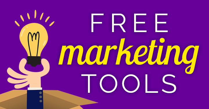 free marketing tools banner