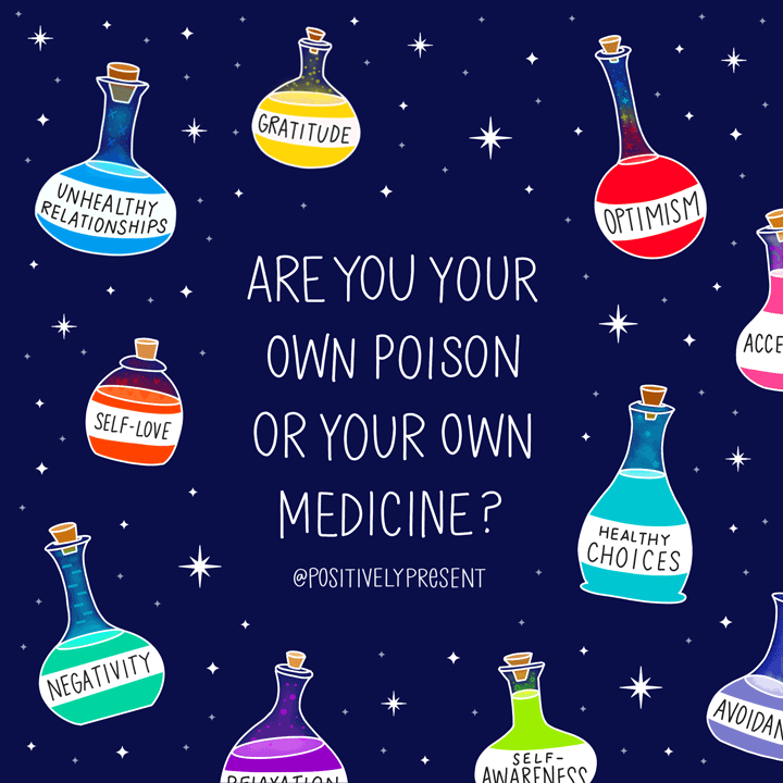 poison or medicine quote