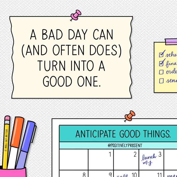 bad day can become good day quote