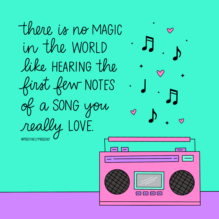 magic of music quote