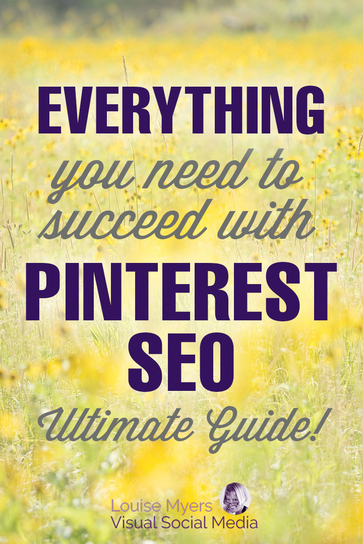 how to get found on Pinterest pinnable image
