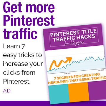 more pinterest traffic title hacks