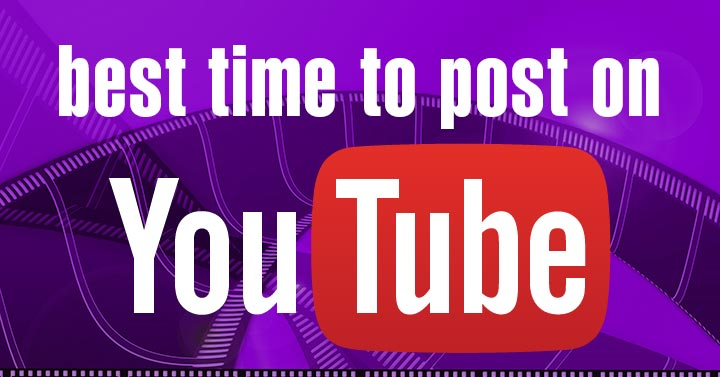 best time to post on youtube header image.
