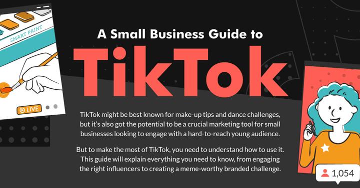 tiktok business guide header image.