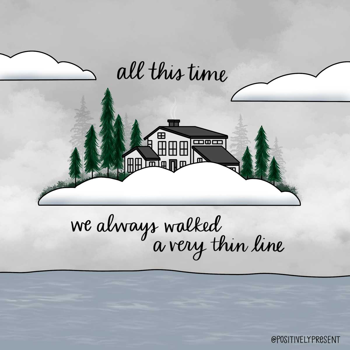 we always walked a very thin line taylor swift quote.